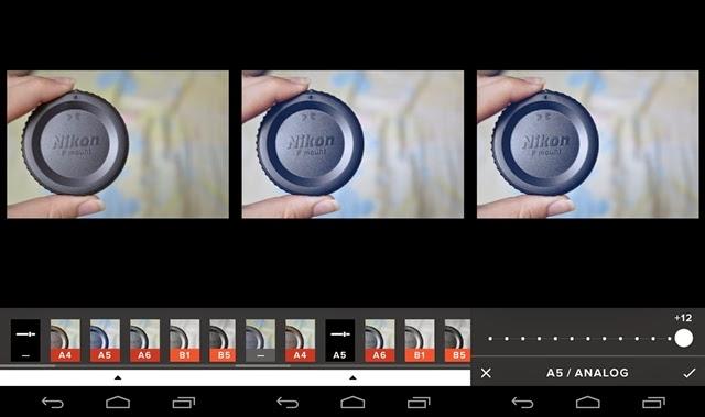 Dicas de app: VSCO Cam