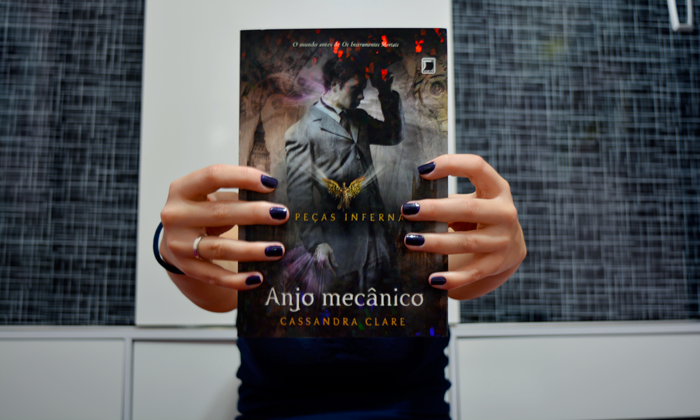 Anjo Mecânico, da Cassandra Claire