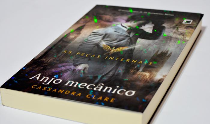 Anjo Mecânico, da Cassandra Clare