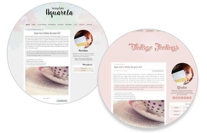 Temas para blogger free por Follow Your Dreams