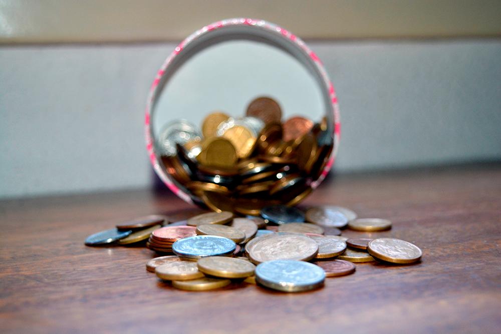 Metas para 2017 - Juntar dinheiro